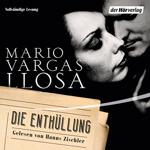 Die Enthüllung audiobook cover art