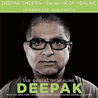 The Secret of Healing cover art