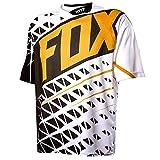 Bicycle Jersey Long Sleeve Cycling Enduro MTB Shirt Downhill T-Shirt Camiseta Motocross MX Mountain Bike Clothing Fox MTB-M
