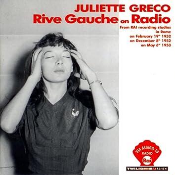 Rive Gauche On Radio