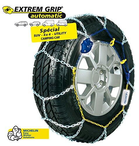 Michelin 007869 Chaînes à neige automatique 4x4, 69