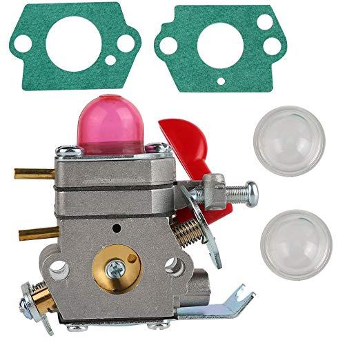 CQYD New 530071811 Carburetor for Husqvarna Poulan 530035592 Zama PP025 PP125 PP325 C1U-W19 Craftsman Weed Eater Trimmers