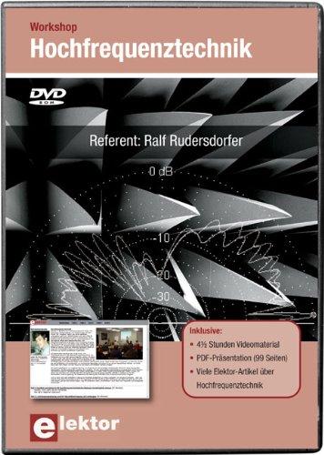 Workshop Hochfrequenztechnik, DVD-ROM