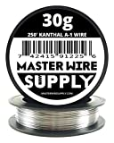 Kanthal A1 - 250' - 30 Gauge Resistance Wire