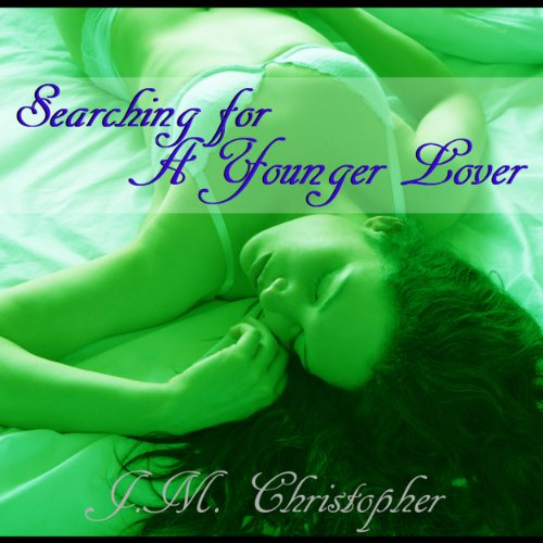 Searching for a Younger Lover audiobook cover art