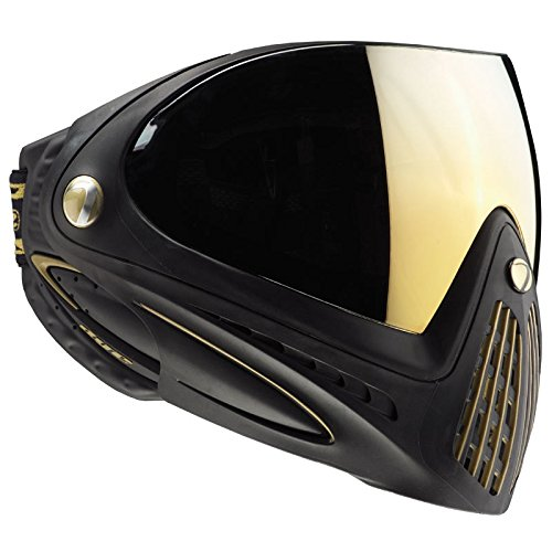 Dye i4 Paintball Goggle (Black/Gold)