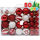 Top 10 Red and White Christmas Ornaments