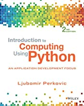 Best introduction to computing & problem solving with python Reviews