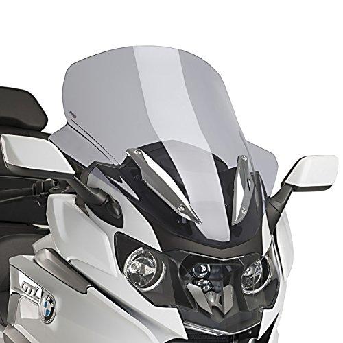 Tourenscheibe für BMW K 1600 GT/K 1600 GTL 11-19 rauchgrau Puig 9512h