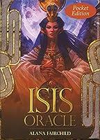 ポケット イシス オラクル Pocket Isis Oracle 占い オラクルカード カード 英語のみ