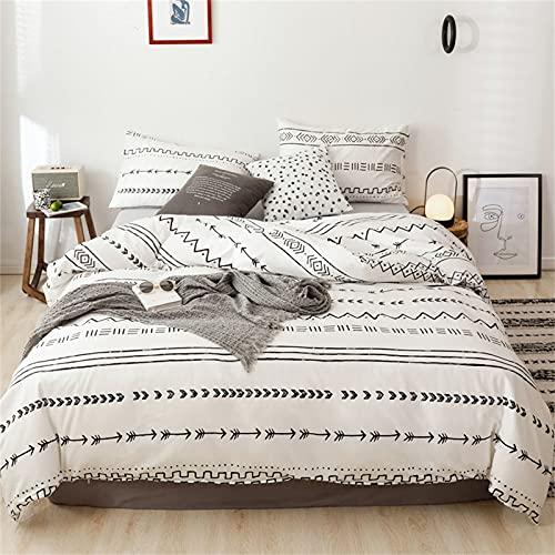 CCBAO Juego De 3 Piezas con Estampado De Estilo Sencillo Adecuado para Dormitorio Infantil 230x230cm