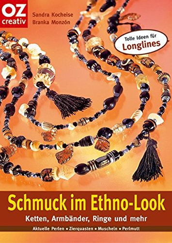 Schmuck im Ethno-Look. Ketten, Armbänder, Ringe und mehr