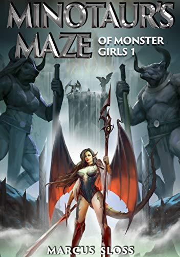 Minotaur Maze of Monster Girls (English Edition)