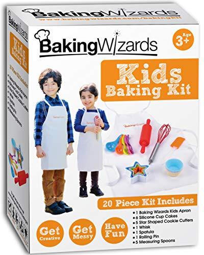Deluxe Kids Baking & Cooking Set...