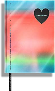 【YG公式】TREASURE 2nd SINGLE ALBUM [THE FIRST STEP : CHAPTER TWO] トレジャー セカンドシングル ファストステップ チャプターツー ヒョンソク ジュンギュ ジェヒョク イェダム ハルト ...
