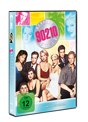 BEVERLY HILLS 90210 S5 MB - MO [DVD] [1994]
