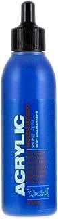 Montana Cans Acrylic Marker Ink Refills, 25ml Bottle, Shock Blue