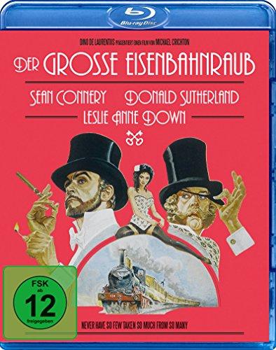 Der große Eisenbahnraub [Blu-ray]