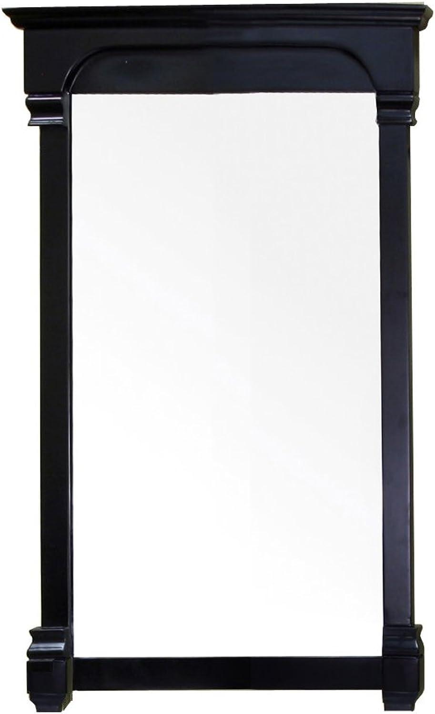 Bellaterra Home 205024-MIRROR-ES 24  Solid Wood Frame Mirror
