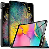 IVSO Coque Etui Housse pour Samsung Galaxy Tab A T515/T510 10.1 2019, Slim Cover...
