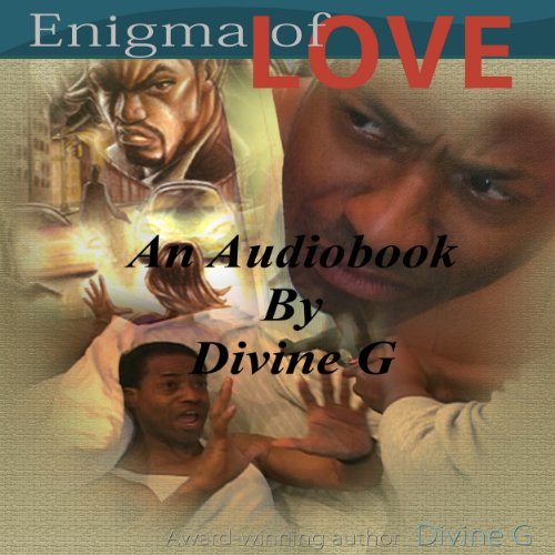 Enigma of Love audiobook cover art