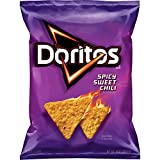 Doritos Sweet Spicy Chili Flavored Tortilla Chips, 9.75 Ounce