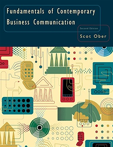 Fundamentals of Contemporary Business Communication (2nd...