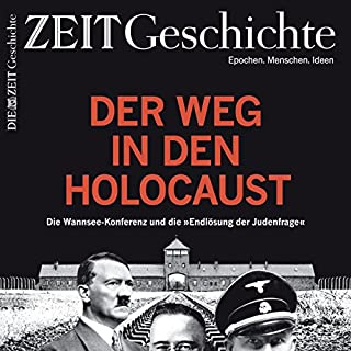 Der Weg in den Holocaust Titelbild