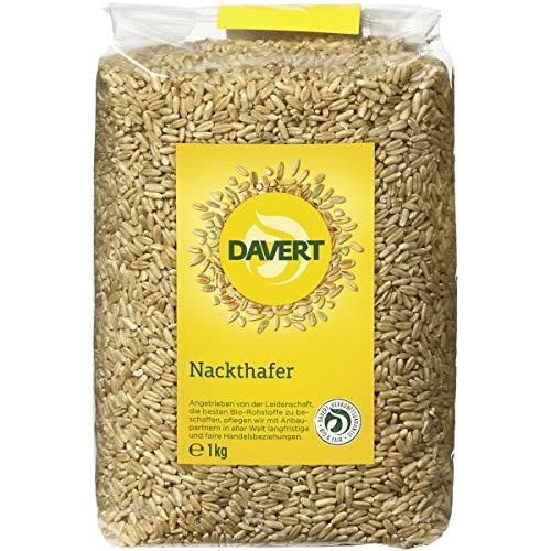Davert Nackthafer (1 kg) - Bio