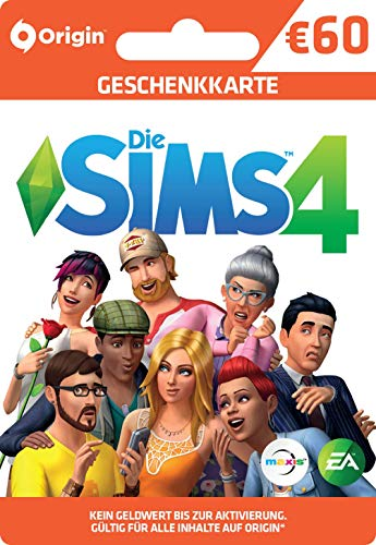 The Sims | Geschenkkarte - €60 | PC/Mac Code - Origin