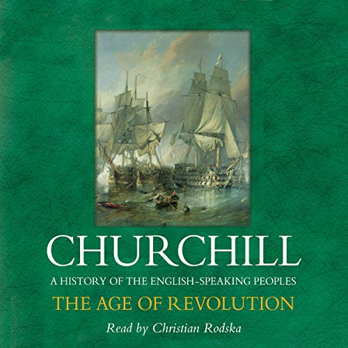The Age of Revolution audiobook cover art