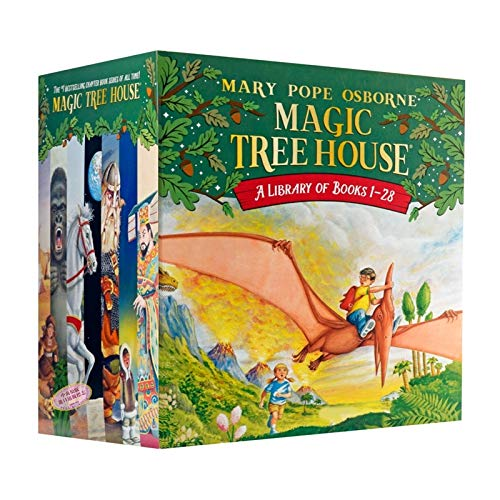 The Original Collection of Magic Tree House 28 Complete Books Set