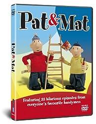 Pat & Mat on DVD