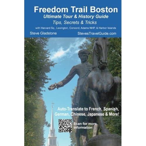 boston freedom trail map pdf