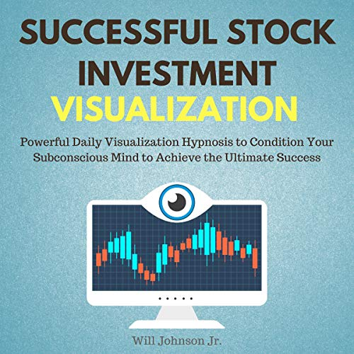 Successful Stock Investment Visualization audiobook cover art