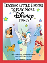 Teaching Little Fingers to Play More Disney Tunes: Mid to Later Elementary Solos with Optional Accompaniment