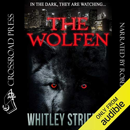 The Wolfen  By  cover art