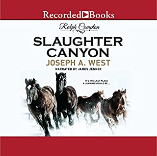 Slaughter Canyon cover art