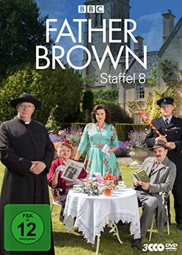 Father Brown - Staffel 8 [3 DVDs]