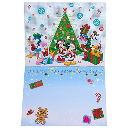 ディズニー『ミッキーマウスアドベントカレンダー2019』