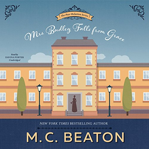 Mrs. Budley Falls from Grace audiobook cover art