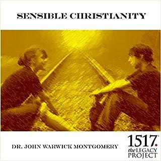 Sensible Christianity audiobook cover art