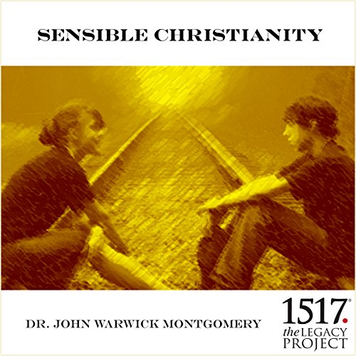 Sensible Christianity audiobook cover art