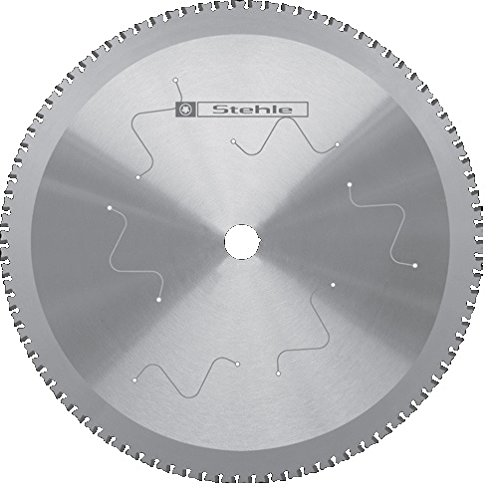 Stehle HW - Disco NE para sierra circular, con fase variable