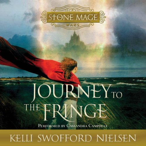 Stone Mage Wars, Vol. 1: Journey to the Fringe cover art