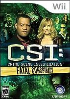 Csi: Fatal Conspiracy / Game