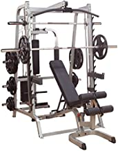 Best body solid series 7 smith machine package system Reviews