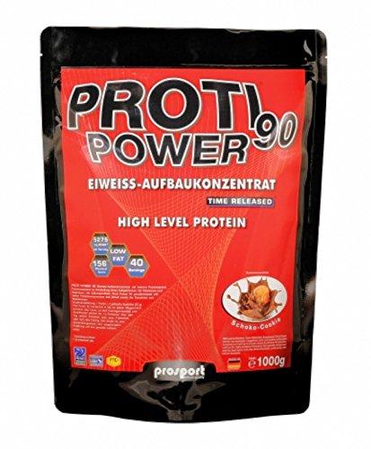 Prosport - Proti Power 90 1000g Beutel Citro-Quark