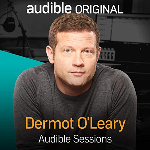 Dermot O'Leary audiobook cover art