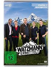 Watzmann ermittelt - Staffel 1, neue Folgen 9-16 [2 DVDs]